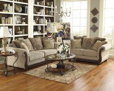 Gracie-Anne Barley Living Room Set