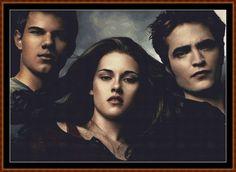 Twilight 4 Cross Stitch