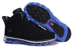 Jordan 6 Air Max Fusion Black Blue For Sale