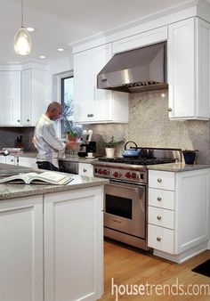This kitchen project from Leverette Home Design Center in Palm ...
