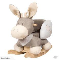 Nattou Rocker - Cappuccino Donkey NEW   Trade Me