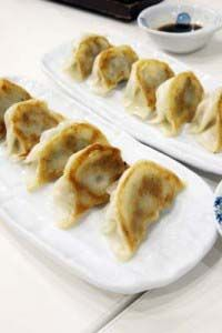 Gluten Free Potstickers (use coconut aminos in place of soy sauce, omit garlic)