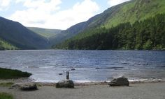 Glendalough, Ireland - my favorite spot when I visited Ireland