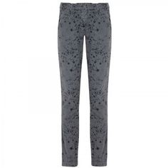 MAISON SCOTCH - STAR PRINT CHINOS, $165.00 by The Label Boutique