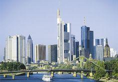 Frankfurt, Germany!