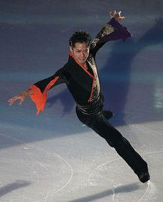 FIGURE SKATING world champion DAISUKE TAKAHASHI (japan)