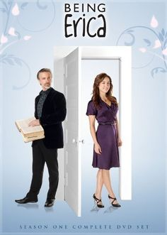 Being Erica - Just finished season one. Love the idea behind the story, the quotes and the actress playing Erica. Erin Karpluk looks and acts like she was born to play the part :-) 8/10