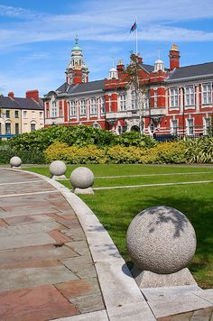 Morgans Hotel Swansea, South Wales, UK