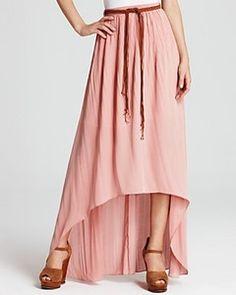 Quotation: Sanctuary Skirt - Leotie Crinkle Chiffon Maxi - Coats & Jackets - ...