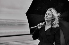 "mimitovent: "" Kate Winslet by Peter Lindbergh, 2015. """