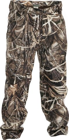 HERCAMOSHOP - Drake Waterfowl MST Bonded fleece pant dixiepickersstore.com