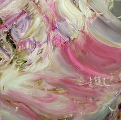 """Drift in Traces"" - oil on canvas by Yuka Tsuruno Art Et Illustration, Kawaii, Art Abstrait, Art Design, Interior Design, Art Plastique, Oeuvre D'art, Painting Inspiration, Color Inspiration"