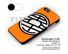 Dragonball z Kaioh case for iPhone 4/4S/5 iPod 4/5 Galaxy S2/S3/S4 | FixCenter - Accessories on ArtFire