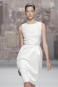 Rosa Clará 2015 Bridal Week Barcelone
