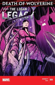 Death of Wolverine: The Logan Legacy #4