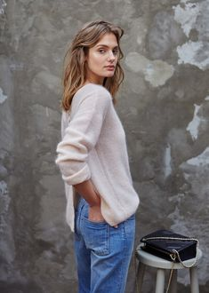 I hope you aren't all French-style'd out today because I just discovered Sézane's new February capsule collection and it's too great not to share. Inspired by Marfa, Texas, the French label's disti...