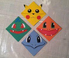 how to make pokemon origami - Iskanje Google
