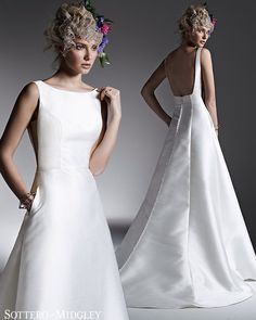 This regal Mikado A-line wedding dress is sophisticated and chic with a dash of modern edge thanks to the sheer panels on the side seams. Click the link in our profile to start pinning McCall by Sottero and Midgley for your #regalwedding. #weddingidea #weddinginspiration #weddingdress #weddinggown #princesswedding #silkweddinggown #bridalstyle #Alamango #Bridal #Textiles #Wedding #AlamangoBridal #AlamangoTextiles #Malta #LoveMalta #Bridesmaid #WeddingDress