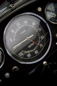 1957 Ferrari 250 Testarossa/Rev-counter http://www.windblox.com/ #windscreen #ferrari #testorossa