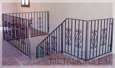 Indumeteu - Fabricación de barandas metálicas y acero Bogotá.