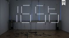CL:OC - A Kinetic Installation by Grosse 8. CL:0C by LICHTFRONT/GROSSE 8