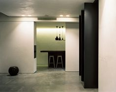 Image 3 of 12 from gallery of Private Office / Fearon Hay Architects. Photograph by Clinton Weaver Arch Interior, Interior Work, Office Interior Design, Office Interiors, Interior Design Inspiration, Modern Interior, Interior Architecture, Office Space Design, Office Workspace