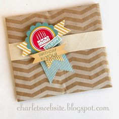 Charlet's Website: Amazing Birthday Projects - Convention 2014 display