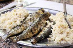 Dish.0657  ポルトガルのイワシ。 from Porto,Portugal. 世界中を旅しながら、日本料理ほど「旬」を重んじる食文化はないなと感じた。四季だとか、季節感だとかを生活様式や文化の中で昇華・洗練させるのは日本人ならではの繊細な気質なのだとつくづく思う。