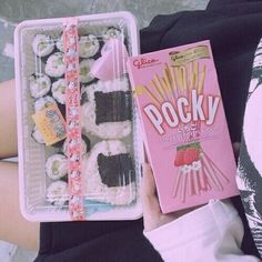 Image about pink in Kawaii 🐰🌸🎀💟 by ninjvtsv on We Heart It Aesthetic Japan, Japanese Aesthetic, Aesthetic Food, Korean Aesthetic, Japanese Candy, Japanese Food, Cute Japanese Stuff, Japanese Drinks, Japanese Gifts