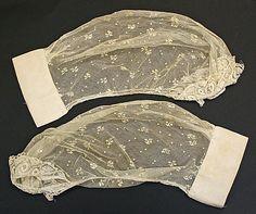1860's sleeves American