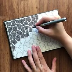 64 Ideas Art Drawings Sketches Doodles Ink For 2019 Zentangle Drawings, Doodles Zentangles, Art Drawings Sketches, Doodle Drawings, Doodle Art, Drawing Art, Drawing Ideas, Kunstjournal Inspiration, Art Journal Inspiration