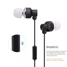 NOOTBUDS Premium Earphone with Mic [ND-001] | #cellphonegadgets #mobileaccessories www.nootworld.com