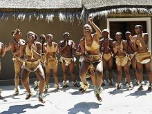 Taung Heritage Route