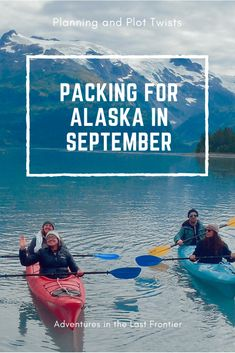 Packing for Alaska in September Planning and Plot Twists Packing For Alaska, Alaska Cruise Tips, Packing List For Cruise, Alaska Travel, Cruise Travel, Alaska Trip, Cruise Checklist, Travel Packing, Cruise Excursions