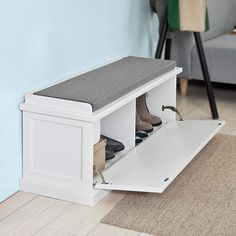 Amazon.com: Haotian white,White Storage Bench with Removable Seat Cushion, Bench with Storage Chest, Shoe Cabinet Shoe Bench (FSR41-W): Kitchen & Dining    Source by fabhiana #Amazoncom #Bench #cabinet #cabinet shoes #chest #Cushion #Dining #Haotian #Kitchen #Removable #Seat #shoe #Storage #WhiteWhite