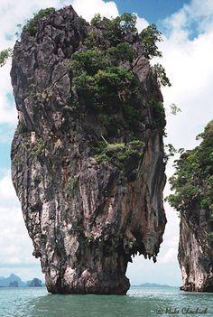 James Bond Island - , Phangnga