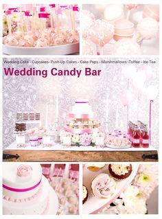 tigertoertchen Wedding Candy Bar