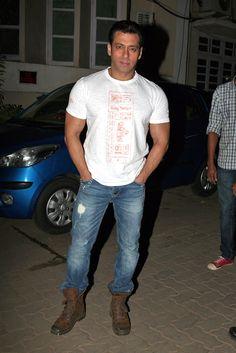 Salman Khan | Boots & Denim