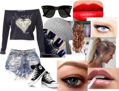 """""""Lazy Day:3"""" by hglove4ever ❤ liked on Polyvore"""