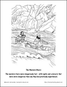 1000 images about lewis and clark on pinterest lewis and clark coloring pages and spelling. Black Bedroom Furniture Sets. Home Design Ideas