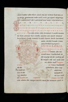 St. Gallen Stiftsbibliothek Cod. Sang. 21 p. 180 by Virtual Manuscript Library of Switzerland