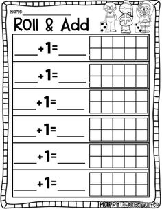 Happy Little Kindergarten: Guided Math Activities