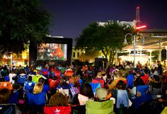 13 Things You Must Do This Fall- Movies In The Park- When: September 12 and 27, October 22, November 14 Where: Market Square Park Grab a blanket and head to Market Square to catch cult classics like Caddyshack, The Big Chill, Young Frankenstein, and Spaceballs on the big screen. Dogs, outside food, and non-alcholic beverages are welcome