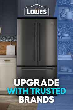 Built In Refrigerator, Mini Fridge, Refrigerator Freezer, Home Building Design, Home Room Design, Bathroom Interior Design, Diy Kitchen Storage, Home Decor Kitchen, Shopping