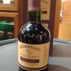 Redbreast whiskey launches first single cask