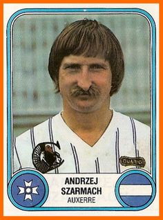 Friday Football Sticker Flashback, Special Edition: The Half-Century 'Horror Hair' Hall Of Shame! Football Stickers, Football Cards, Football Soccer, Baseball Cards, Fifa, Friday Football, French League, English Football League, Auxerre