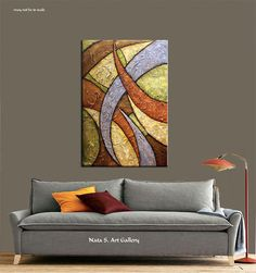 Modern by NataSgallery Canvas Paintings For Sale, Modern Art Paintings, Modern Artwork, Acrylic Wall Art, Abstract Canvas Art, Acrylic Painting Canvas, Large Painting, Texture Painting, Unique Wall Art