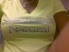 Sensationally natural