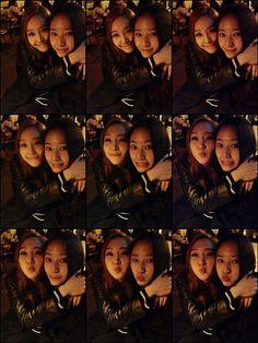 Jung Sisters!