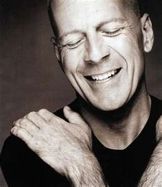 Bruce Willis. he just gets better and better with age i swear :)